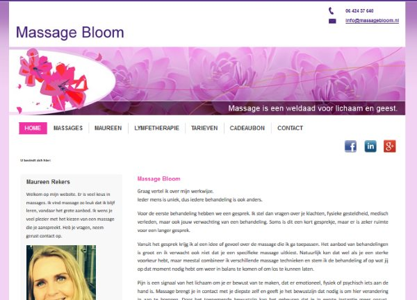 Massage Bloom