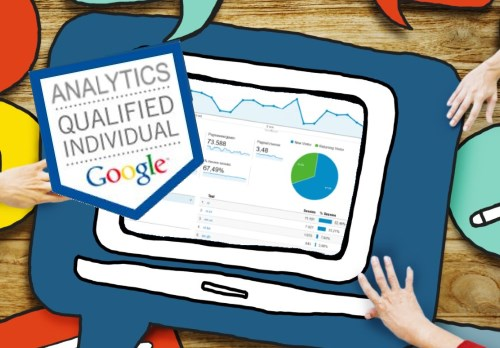 Google Analytics Qualitied Individual
